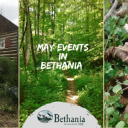 Time to Share Your Passion for Historic Bethania