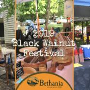 Celebrating Bethania's 260th Birthday at the 2019 Black Walnut Festival